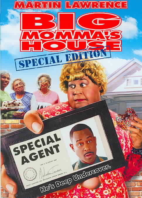 BIG MOMMA'S HOUSE SPECIAL EDITION BY LAWRENCE,MARTIN (DVD)